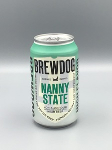 Brewdog - Nanny State (12oz Can) - Non-Alcoholic
